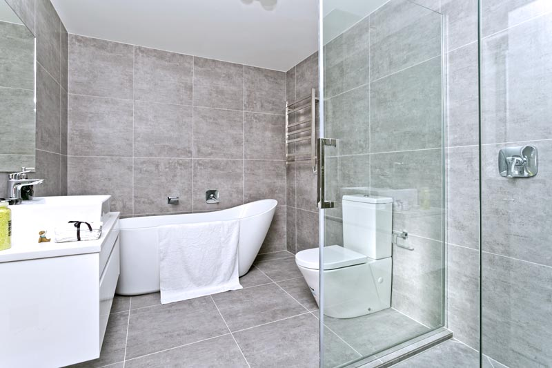 Bathroom Renovation In Greenhithe Auckland Superior Renovations