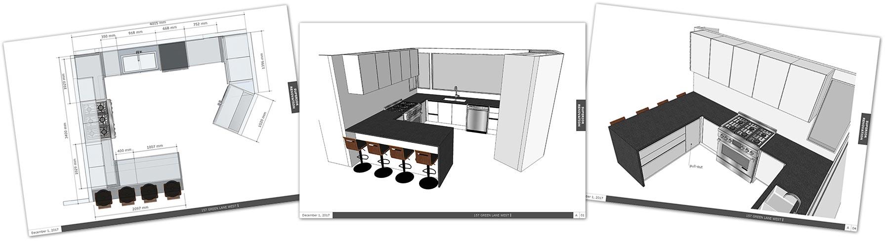 ktichen-design-plans-auckland, Kitchen Renovation, Bathroom Renovation, House Renovation Auckland
