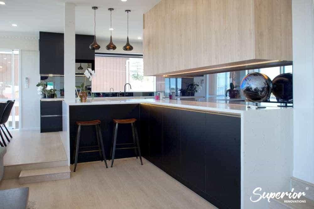 Renovation-Massey-West-Auckland-25, Kitchen Renovation, Bathroom Renovation, House Renovation Auckland