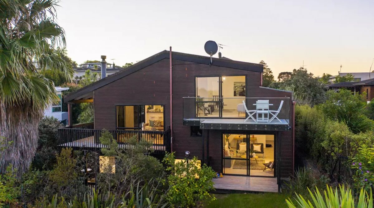 Todd Chandler's Full Home Transformation in St Heliers ...