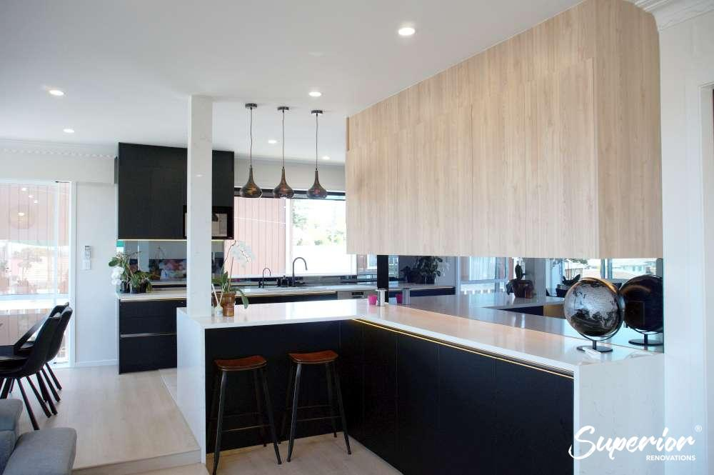 Renovation-Massey-West-Auckland-27, Kitchen Renovation, Bathroom Renovation, House Renovation Auckland