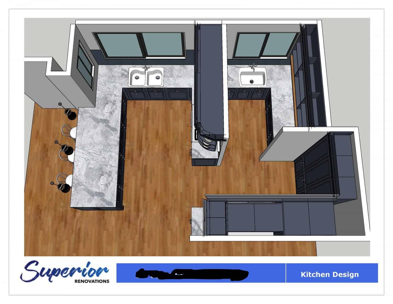 Picture-5, Kitchen Renovation, Bathroom Renovation, House Renovation Auckland