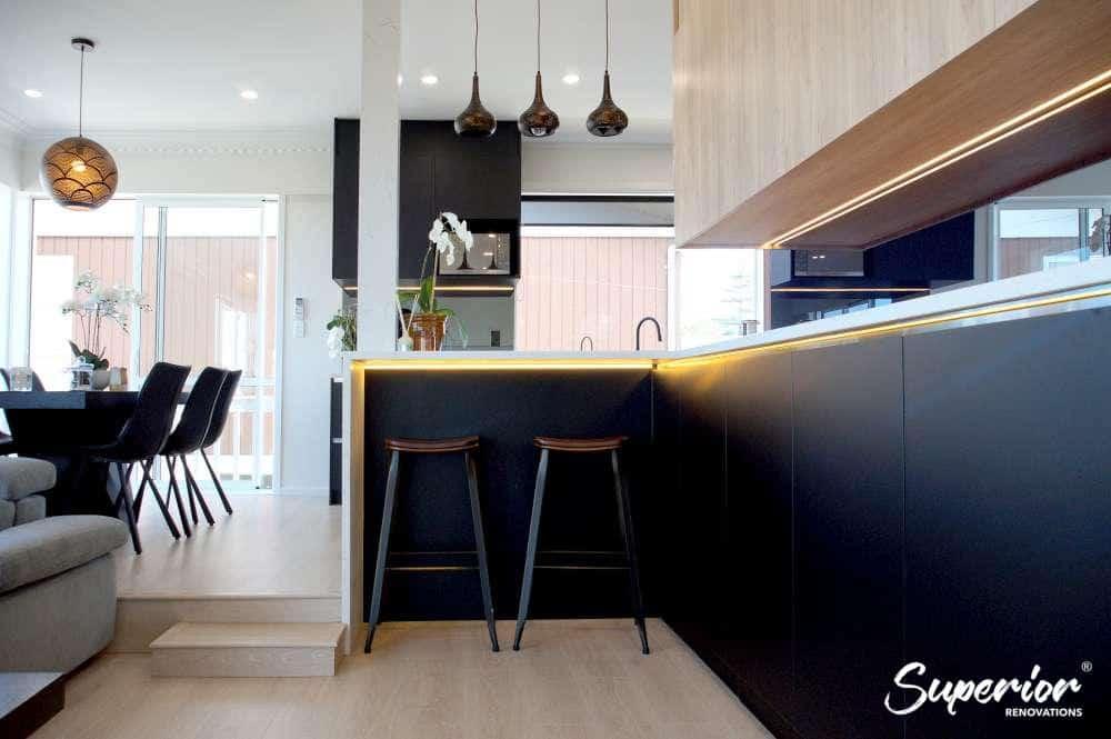 Renovation-Massey-West-Auckland-17, Kitchen Renovation, Bathroom Renovation, House Renovation Auckland