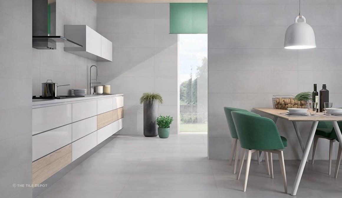 Urban-Cerment-for-kitchen-flooring-1, Kitchen Renovation, Bathroom Renovation, House Renovation Auckland