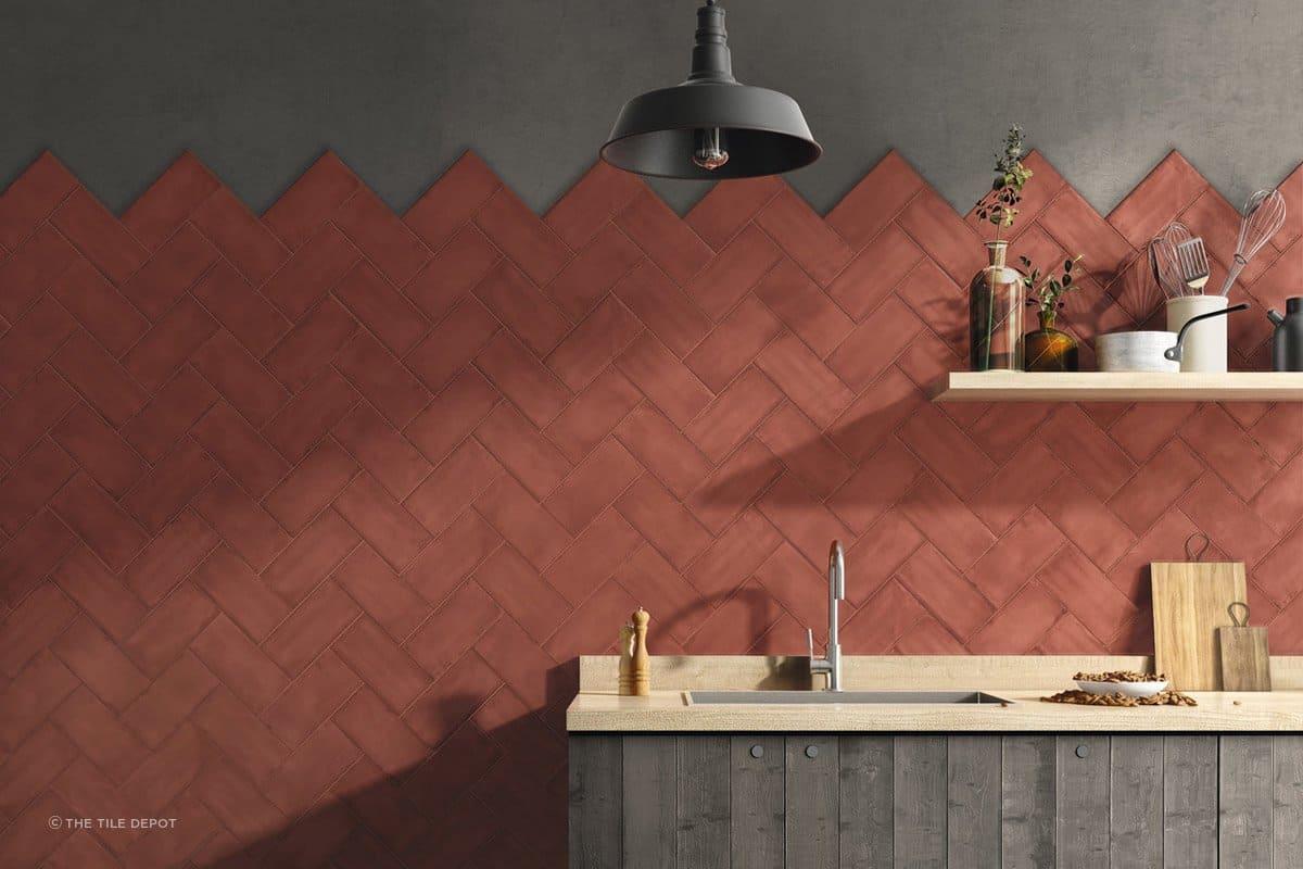 Feature-wall-and-splashback, Kitchen Renovation, Bathroom Renovation, House Renovation Auckland